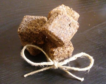 Coffee Sugar Scrub Cubes