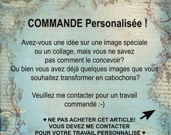 Planches Personalisées sur Mesure !  Images pour Cabochons -  Images digitales,  image pour cabochon, Contactez-moi! - ENVOI PAR EMAIL