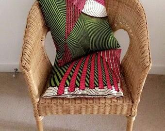 KUWA - Wax Cushions Cover (set of 2)