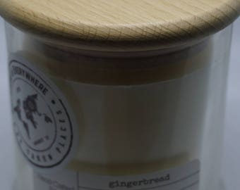 GERMANY - Gingerbread: Hand-Crafted Soy Candle