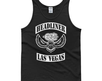 EDC Las Vegas headliner Gildan 2200 Ultra Cotton Tank top