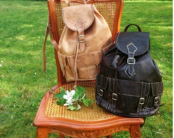 Backpack leather, leather woman backpack, backpack men leather, genuine leather bag, leather, backpack, leather bag