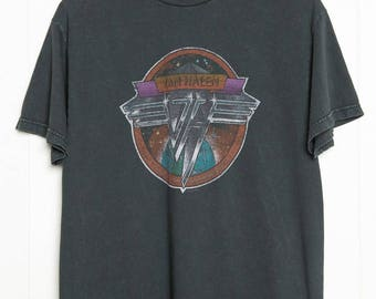 Vintage Van Halen tee