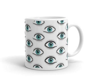 Can't Take My Eyes Off You Mug. Perfect coffee or tea lover gift!