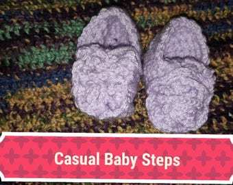 CASUAL BABY STEPS