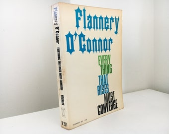 a summary of everything that rises must converge by flannery oconnor This page for flannery o'connor's everything that rises must converge offers summary and analysis on themes, symbols, and other literary devices found in the text explore course hero's library of literature materials, including documents, q&a pairs, and flashcards created by students and educators.