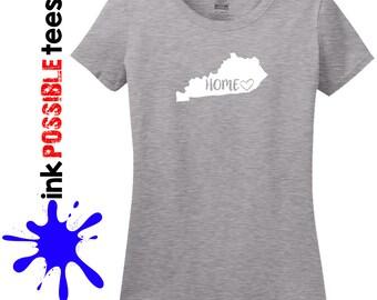 Kentucky Home Shirt Kentucky Gift T-Shirt Roots Native