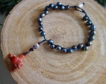 Braccialetto_Gioielli-Costume Jewellery-bijoux-pearls-Women's jewelry-gift-wedding-Birthday gift-handmade bracelet-Made in Italy