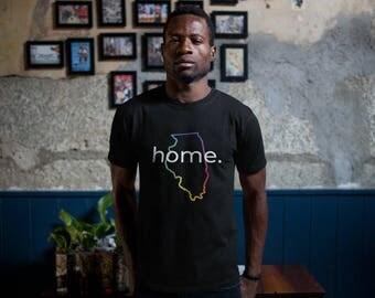 Illinois Home T-Shirt