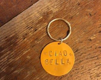 Ciao Bella Key Chain
