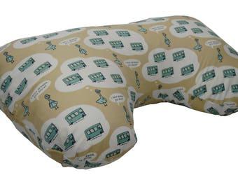 Organic Caboose® Organic Cotton Nursing Pillow Cover - I Have Dreams