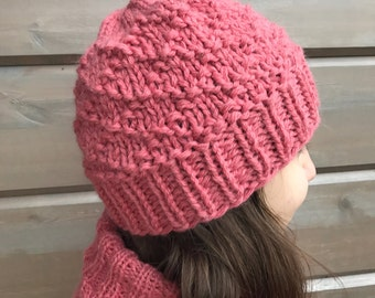 Winter Hat #1 pdf pattern