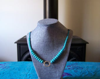 Turquoise Harmony Necklace