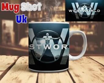 Westworld Style Coffee Mug