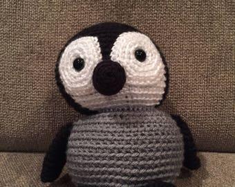 Philbert the Penguin (Stuffed Animal)