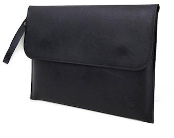 Laptop bag Notebook bag Messenger handmade-ben HAYLEN ' slimLiner4 @ 16 '
