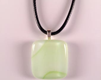 Sour Apple Green Pendant