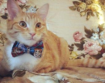 Archie cat bowtie