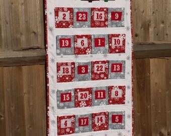 Big Pocket Advent Calendar Pattern
