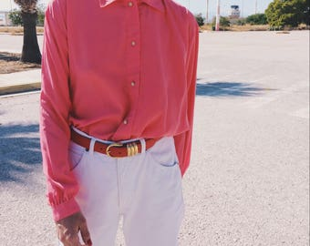 Vintage soft feel watermelon shirt