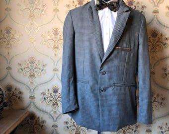 Personalized - Custom personalized cotton semi suit jacket