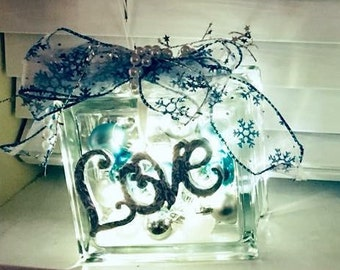 Blue Love Box