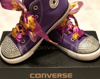 Frozen Custom Converse