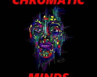 Amndy Chromatic Minds | First Edition | Women's Crop Top