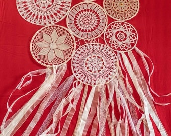 Dreamcatcher hand crafted Made in ITALY (COMPOSITION)