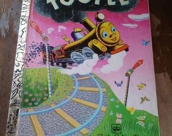 Tootle a Little Golden Book