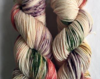 Spring Thaw- 100% Superwash Merino, worsted weight wool