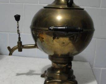 Vintage Electric Kettle Samovar Teapot