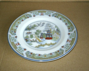 Wedgwood Chinese Legend Side Plate