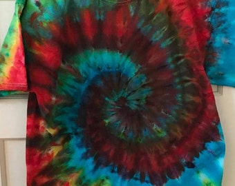 Drums Ice Dye