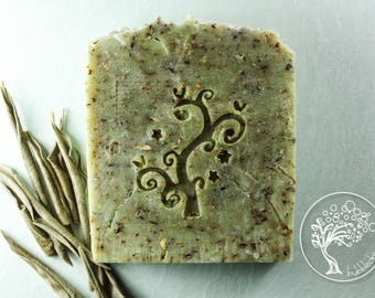 Rustic Olive Soap - Bubbledream Digital Art