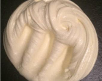 Lemon cake butter