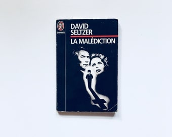 La Malédiction / The OMEN / *Rare* French Import / First French Paperback Edition 1976