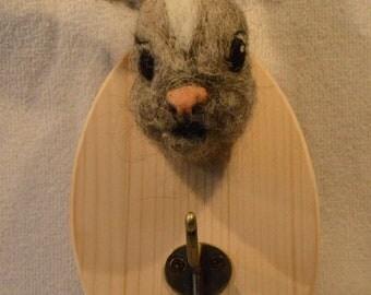 Key Board, Key Hooks, Bunny