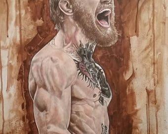 Conor McGregor Art Prints