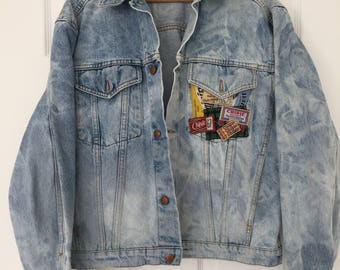 Vintage Chipie Denim Jacket