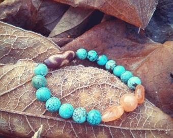 Amulet  «The Soulmates» , bracelet