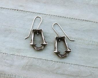 Lobsta Top Earrings