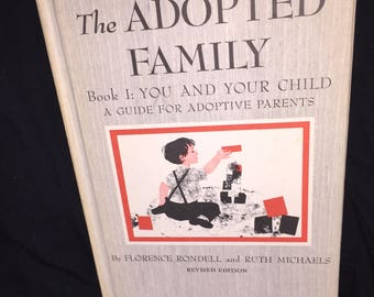 1965 Adopted Family Book