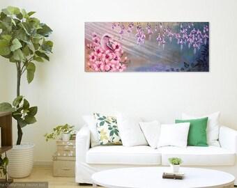 Mirage (Original Painting) 100x40cm