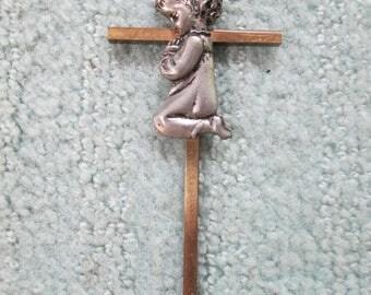 Vintage Child's Cross