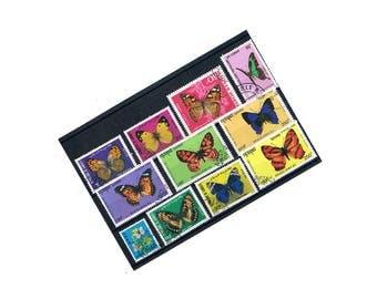 Used Stamp Stockcards