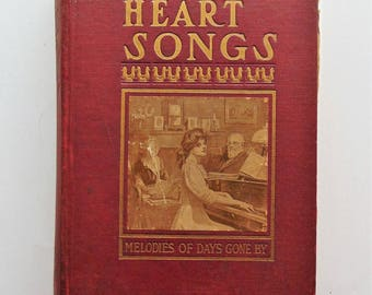 1909 Heart Songs: Melodies Of Days Gone By