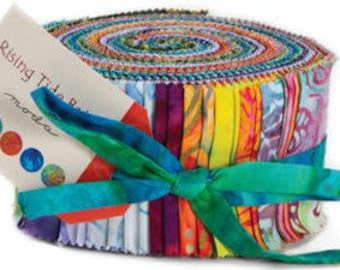 Rising Tide Batiks Jelly Roll