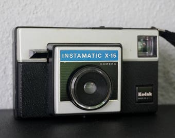 Kodak Instamatic X-15 Camera
