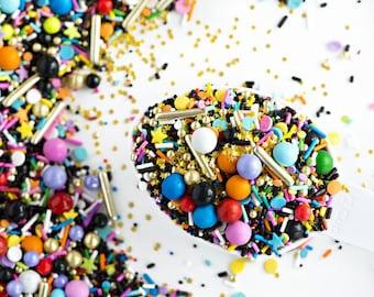 LADIES Of The EIGHTIES Twinkle Sprinkle Medley, Glam Rock,  Rainbow Sprinkles, Metallic